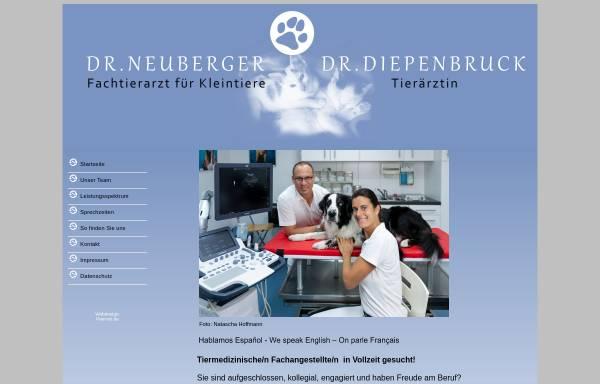 Vorschau von www.tierarzt-neuberger.de, Tierarzt Neuberger