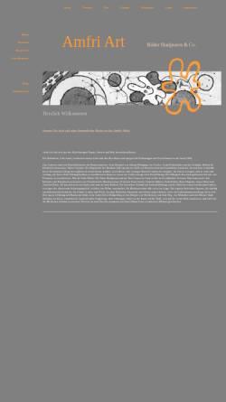 Vorschau der mobilen Webseite www.amfri.de, Amfri, Lilu