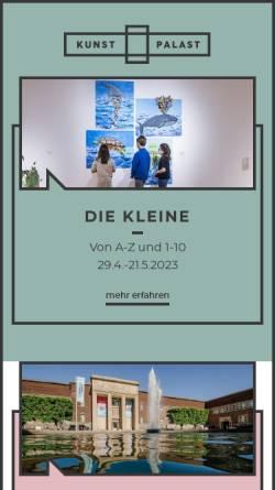 Vorschau der mobilen Webseite www.lucascranach.org, Cranach Digital Archive