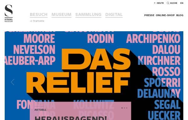 Vorschau von www.staedelmuseum.de, Restaurierung   Städel Museum
