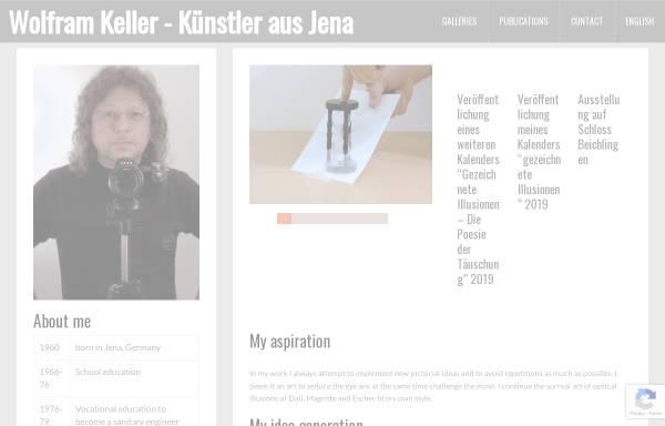Vorschau von www.herr-keller.de, KEWO Wolfram Keller