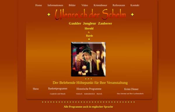 Vorschau von www.ulenreich.de, Ulenreich der Schelm
