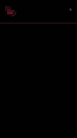 Vorschau der mobilen Webseite www.bdat.info, Bund Deutscher Amateurtheater e.V.