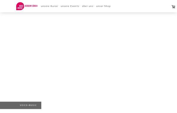 Vorschau von gesangsschule.ch, FeMale Funk Project Vocal Performance School, Zürich