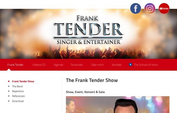 Vorschau von www.tender.ch, Frank Tender Musikschule, 8600 Dübendorf