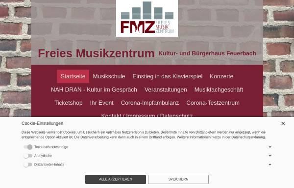 Vorschau von www.freie-musikschule.de, Freies Musikzentrum Stuttgart