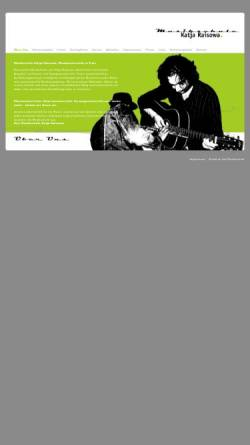 Vorschau der mobilen Webseite www.beste-noten.de, Musikschule Beste Noten