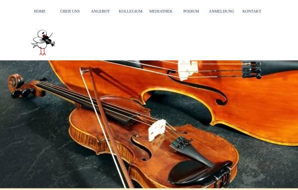 Vorschau von www.musikschule-bitterfeld.de, Musikschule Bitterfeld