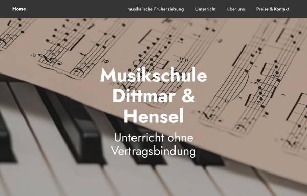 Vorschau von musikschule-riedstadt.de, Musikschule Dittmar-Hensel
