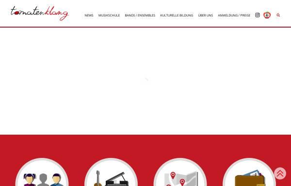 Vorschau von www.musikschule-prenzlauerberg.org, Musikschule Prenzlauer Berg, Berlin