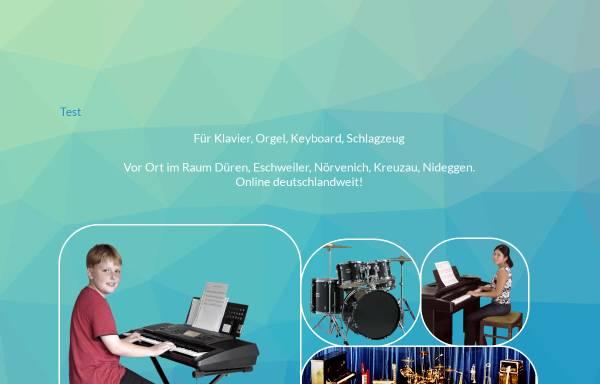 Vorschau von www.musikschule-surges.de, Musikschule Surges