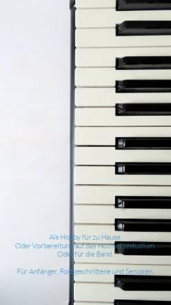 Vorschau der mobilen Webseite www.musikschule-surges.de, Musikschule Surges
