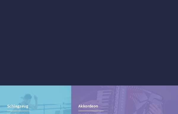 Vorschau von www.musikunterricht-kleinmachnow.de, Musikunterricht in den Kammerspielen - Kleinmachnow