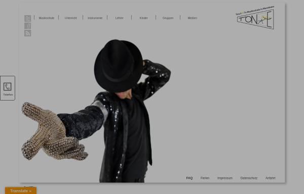 Vorschau von www.tonarte.de, Tonarte