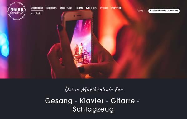 Vorschau von www.vocal-noise.de, Vocal-Noise