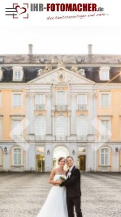 Vorschau der mobilen Webseite www.ihr-fotomacher.de, Prinz, Stefan