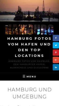 Vorschau der mobilen Webseite www.leonadler.de, Adler, Leon