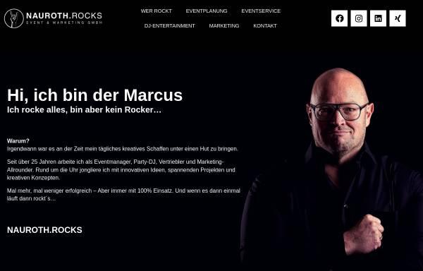 Vorschau von www.naurothmusic.com, Nauroth, Marcus