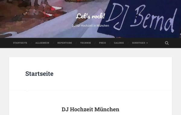 Vorschau von dj.spiels-mir.de, Let's rock!