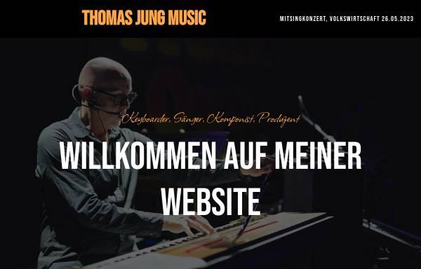 Vorschau von www.thomasjung-music.de, Jung, Thomas