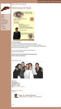 Vorschau der mobilen Webseite www.schoko-moments.de, Schneider, Jürgen
