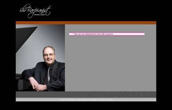 Vorschau von ihr-barpianist.com, Lauter, Norbert