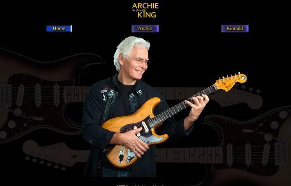 Vorschau von www.archieking.at, Archie - The Guitar King