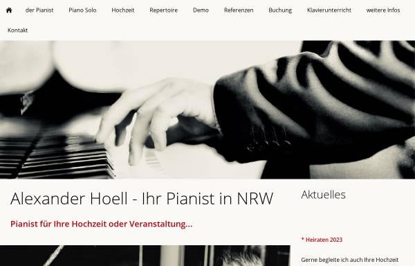 Vorschau von www.pianist-nrw.de, Hoell, Alexander