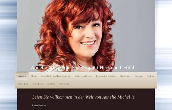 Vorschau von annelie-michel-remscheid.de, Michel, Annelie