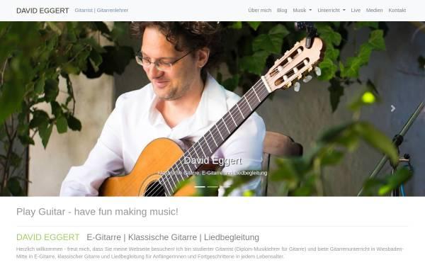 Vorschau von www.davideggert.de, Eggert, David