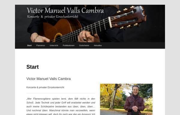 Vorschau von www.vmvc.com, de Valencia, Victor Manuel