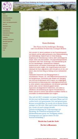 Vorschau der mobilen Webseite www.dreiklang-spandau.de, Praxisgemeinschaft Dreiklang