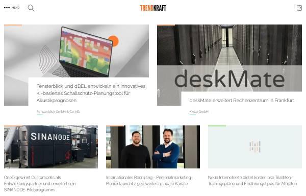 Vorschau von www.presseanzeiger.de, Presse Anzeiger