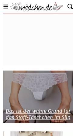 Vorschau der mobilen Webseite www.starflash.de, StarFlash.de