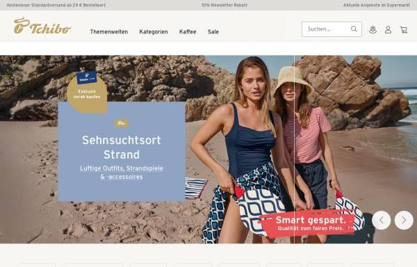 Vorschau von www.tchibo.de, Tchibo
