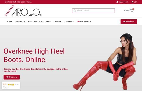 Vorschau von www.overknee-stiefel.net, AMProducts International Trading OG, Abenthung / Mariani