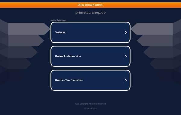 Vorschau von primetea-shop.de, Primetea, Mario Ganß