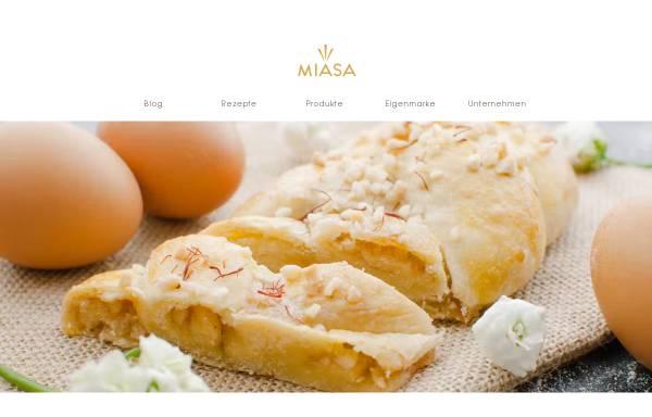 Vorschau von miasa.world, Miasa GmbH