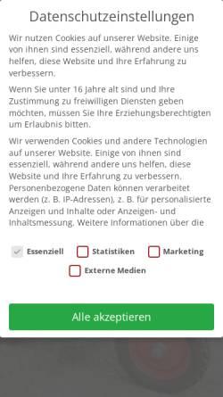 Vorschau der mobilen Webseite www.traktoren-schlepper-shop.de, Felix Bauer Literaturversand