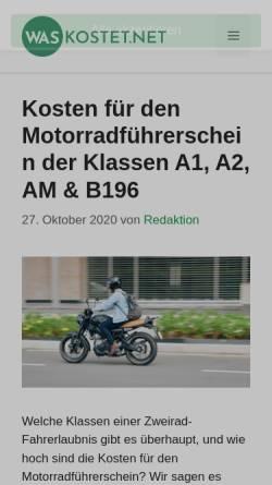 Vorschau der mobilen Webseite www.shop-krauser.de, Krauser GmbH