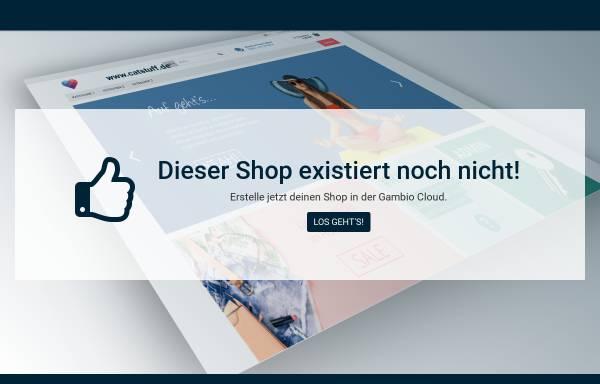 Vorschau von www.catstuff.de, Catstuff & Dogstuff, Sabine Neiß