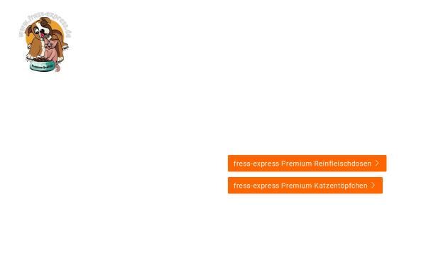 Vorschau von www.fress-express.de, Fress Express, Alice Tiburtius