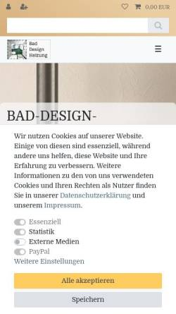 Bad Design Heizung bad design heizung uwe bergauer sanitär haustechnik bad design
