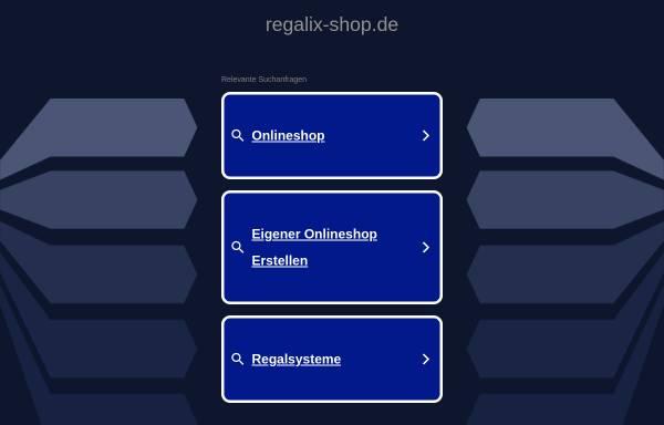 Vorschau von www.regalix-shop.de, regalix-shop.de - Ivo Lavetti