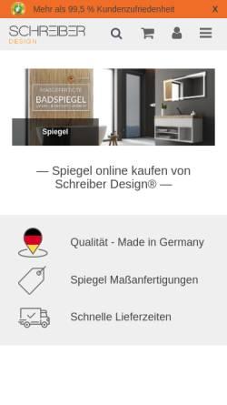 Schreiber Licht Design schreiber licht design gmbh badezimmer und wc möbel mybadspiegel com