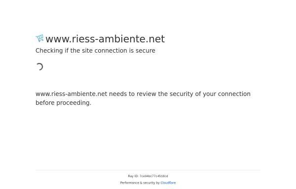 Riess Ambientede Gmbh Design Möbel Onlineshops Riess Ambientenet