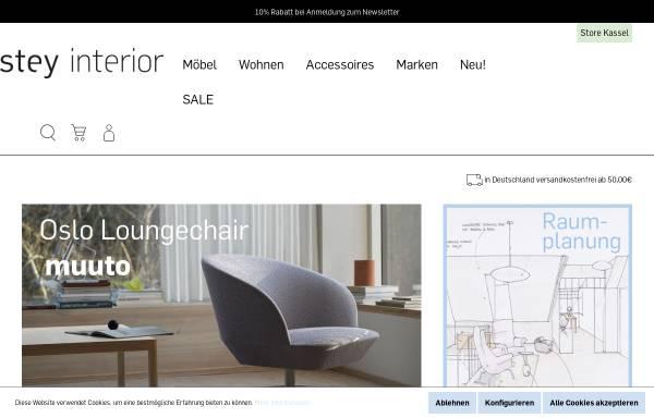 Vorschau von www.stey-shop.de, Stey Interior Markus Zenker
