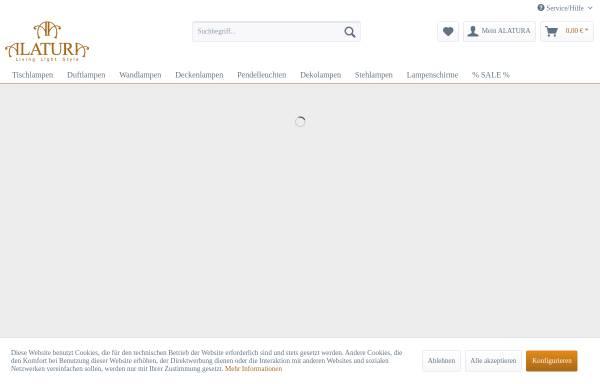 Vorschau von www.alatura.de, Alatura, Henning Werne