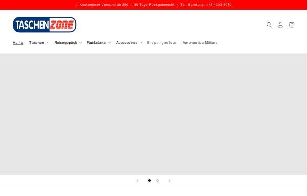 Vorschau von www.taschenzone.com, Schluga Koffer und Taschen GmbH