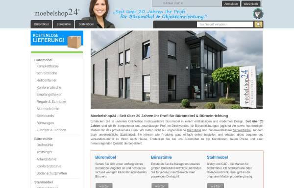 Moebelshop24 Gmbh Cokg Büromöbel Möbel Onlineshops